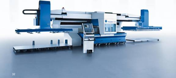 CNC Laser Cutting – BCL Manufacturing